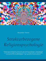 Strukturbezogene Religionspsychologie