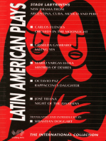 Latin American Plays: New Drama from Argentina, Cuba, Mexico and Peru