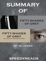 Summary of Fifty Shades of Grey and Grey
