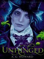 Unhinged (Splintered Series #2): Splintered Book Two
