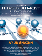 The Complete IT Recruitment Survival Guide