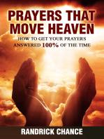 Prayers That Move Heaven