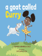 A Goat Called Curry