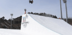 Olympics' New Big Air Snowboarding Takes Extreme Sports To The Extreme — And The Athletes Are Scared