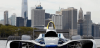 With Engines Whirring, Electric Car Racing Comes to Brooklyn