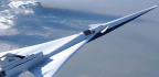 NASA Langley Puts Supersonic X-Plane Model to the Test