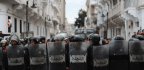 Tunisian Security Forces Target Journalists Covering Anti-Austerity Protests