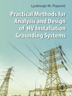 Practical Methods for Analysis and Design of HV Installation Grounding Systems
