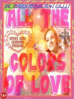 ALL THE COLORS OF LOVE - Illustrated Poems about Love and Erotism in English and Italian
