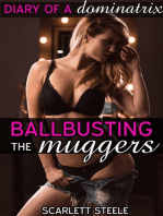 Ballbusting The Muggers