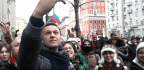 Russian Police Briefly Detain Opposition Leader Alexei Navalny — Again
