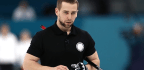 Russian Curler Stripped Of Olympic Bronze After He's Found Guilty Of Doping