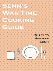 Senn's War Time Cooking Guide