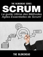 Scrum - Le Guide Ultime des Méthodes Agiles Essentielles de Scrum!