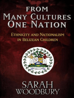 From Many Cultures, One Nation