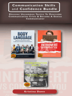 Communication Skills and Confidence Bundle