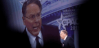 Wayne LaPierre's Cynical Exploitation of Outrage
