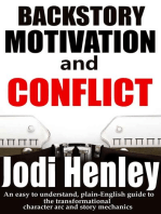 Backstory, Motivation and Conflict