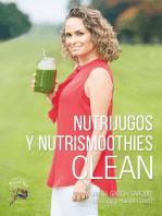 Nutrijugos y Nutrismoothies