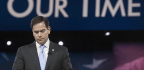 Marco Rubio's Lonely Fight