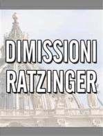 Dimissioni Papa Ratzinger