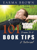 How To Write A Book Guide