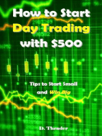 How to Start Day Trading with $500