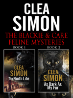 The Blackie & Care Feline Mysteries Omnibus