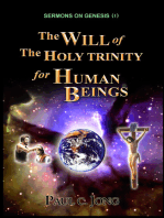 Sermons on Genesis (I) - The Will of the Holy Trinity for Human Beings
