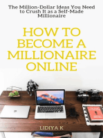 How to Become a Millionaire Online