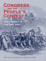 Congress and the People's Contest