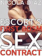 Escort's First BDSM Sex Contract