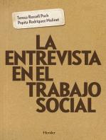 La entrevista en el trabajo social