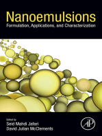 Nanoemulsions