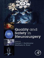 Quality and Safety in Neurosurgery