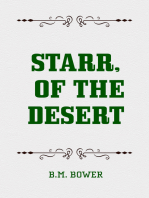 Starr, of the Desert