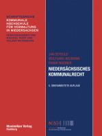 Niedersächsisches Kommunalrecht