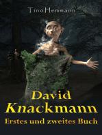 David Knackmann. Zwei Fantasy-Bücher in einem!