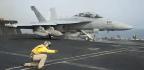 Navy Investigating Incident That Left Pilots Blind, Freezing