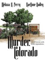 Murder Colorado