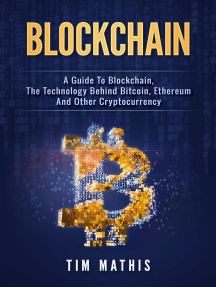Cryptocurrency and blockchain technologies