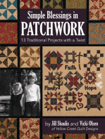Simple Blessings in Patchwork