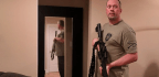 Gun Instructor Uses AR-15 To Stop Attacker In Apartment Building