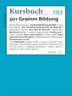 Kursbuch 193