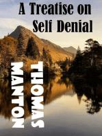 A Treatise On Self Denial