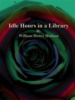 Idle Hours in a Library