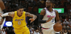 Thomas Puts On A Show In Fourth Quarter And L.A. Ends 10 Years Of Losing In Miami
