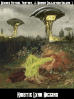 Science Fiction, Fantasy, & Horror Collection Volume 1