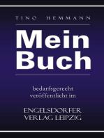 Mein Buch bedarfsgerecht veröffentlicht im Engelsdorfer Verlag