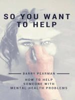 So You Want to Help